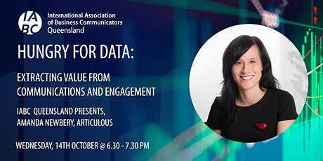 Hungry for data: extracting value from communications and engagement tickets