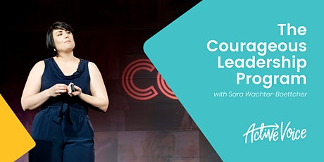 Courageous Leadership Program - Tuesdays starting November 10 Tickets