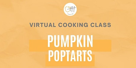 Tiny Kitchen Cooking - Pumpkin Poptarts tickets