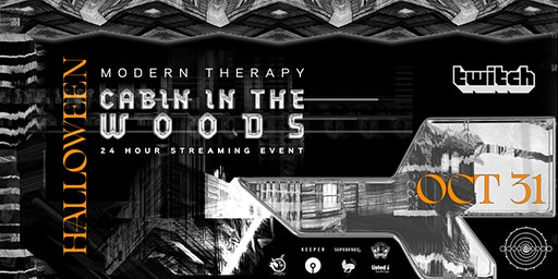 Cabin in the Woods: Electronic Music Halloween Stream-a-thon