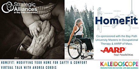 HomeFit: Modifying Your Home for Safety & Comfort tickets