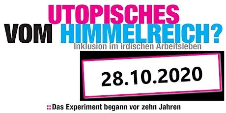 """Filmvorführung """"Utopisches vom Himmelreich"""" Tickets"""