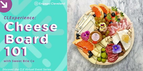CLExperience: Cheese Board 101 with Sweet Brie Co tickets
