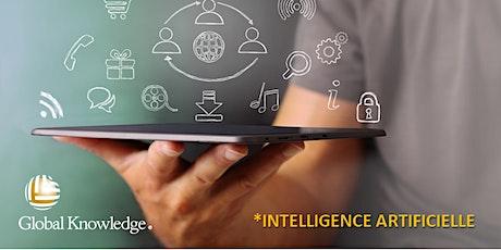 Formation accréditée Microsoft Intelligence Artificielle billets