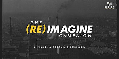 (Re)Imagine Virtual Fundraiser tickets