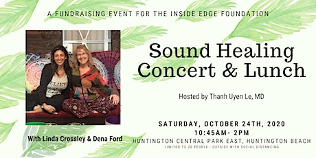 Sound Healing Concert and Lunch | The Inside Edge tickets