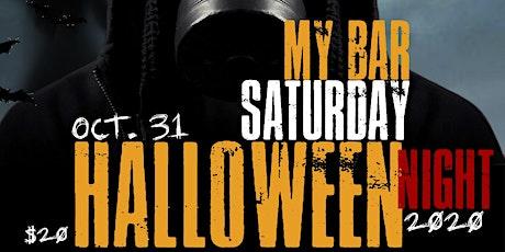 HALLOWEEN NIGHT @MYBAR tickets