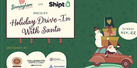 Holiday Drive-In with Santa tickets