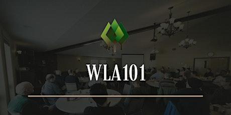 WLA 101 tickets