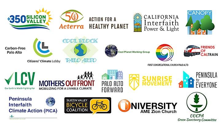Palo Alto City Council Candidate Climate Forum image