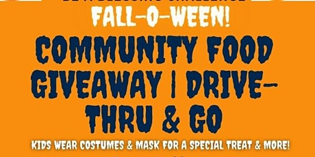 BE A BLESSING CHALLENGE FALL-O-WEEN tickets