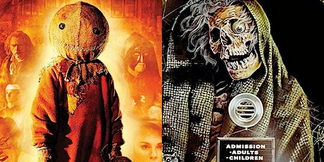 TRICK R TREAT & CREEPSHOW Two Feature Halloween-O-Thon tickets