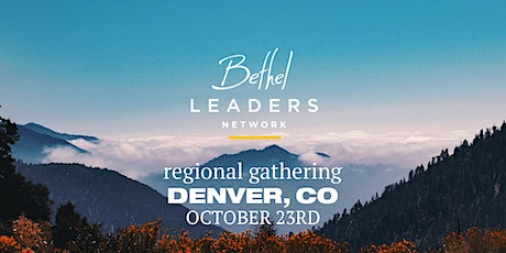 Bethel Leaders Network Advance tickets