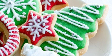 Beginner Cookie Decorating Class tickets