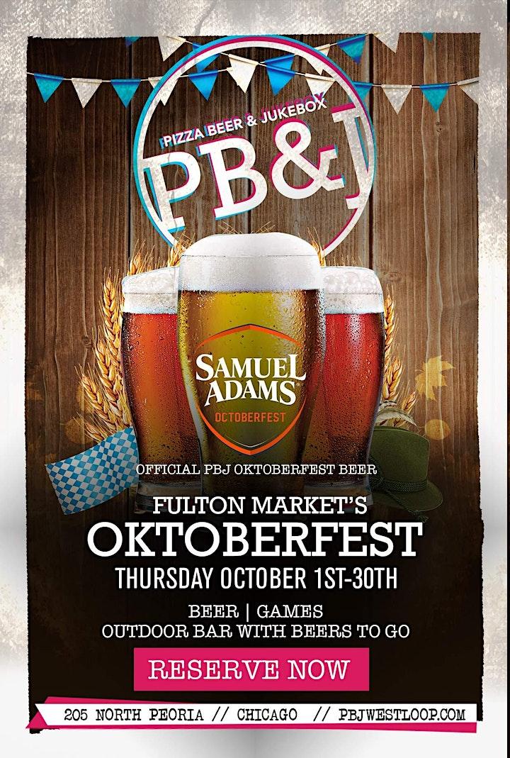 Fulton Market Oktoberfest image