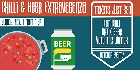 Chili & Beer Extravaganza   4th Annual BeerSauce Chili Cook Off tickets