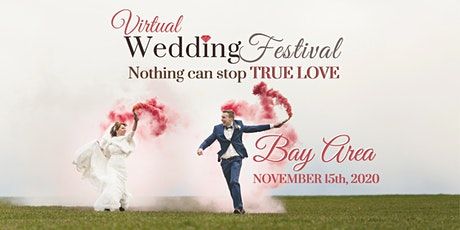 Bay Area Wedding Festival **VIRTUAL**FREE** tickets