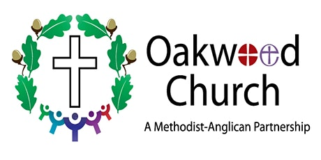 Copy of Oakwood Church Service of Holy Communion tickets