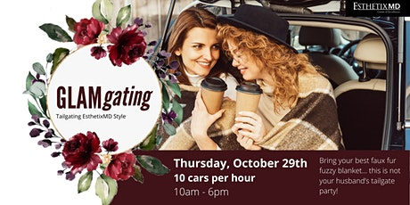 GLAMgating October Drive-Thru Sales Event tickets