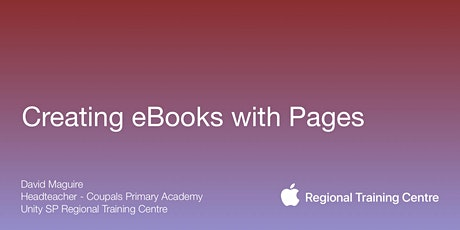 Creating eBooks with Pages tickets