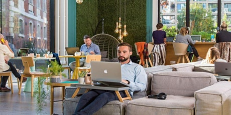 Coworking Day for Side Hustles & Startups tickets