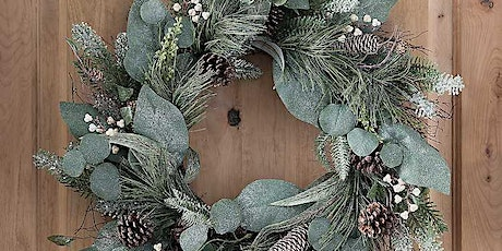 Design Your Own Christmas Wreath with a Master Designer tickets