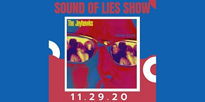 The Jayhawks Livestream: SOUND OF LIES SHOW