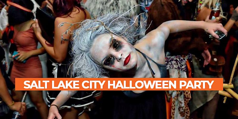 Halloween 2020 Parties In Slc SALT LAKE CITY HALLOWEEN PARTY 2020   FRI OCT 30 Tickets, Fri, 30