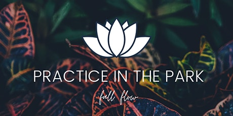 Practice in the Park: Fall Flow tickets