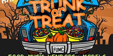 Fofifteen Car Club & Classypieces Co. Halloween Trunk or Treat tickets