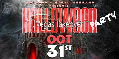 Halloween in Vegas! tickets