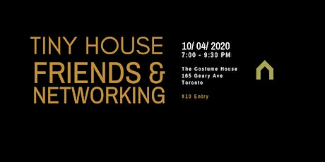 Tiny House Friends & Networking tickets