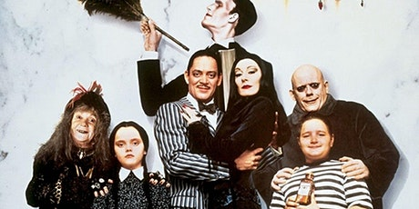 THE ADDAMS FAMILY Family Sunday tickets