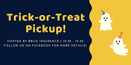Trick-or-Treat Pick up! tickets