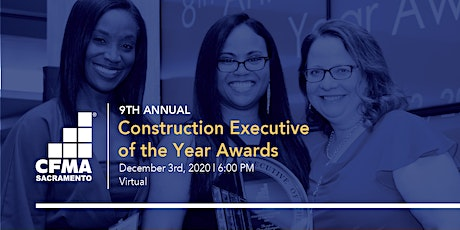 9th Annual Executive of the Year Awards tickets