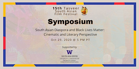 South Asian Diaspora & Black Lives Matter: Cinematic & Literary Perspective tickets