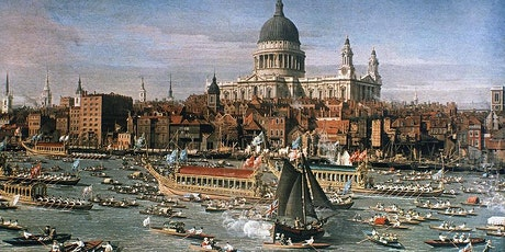 LONDON- free London history walk. 5000 YEARS OF LONDON. Very extensive. tickets