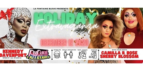 Holiday Extravaganza Dinner and Drag Show tickets