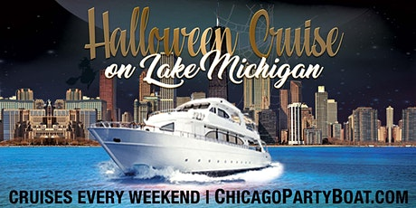 Halloween Cruise on Lake Michigan on October 31st tickets