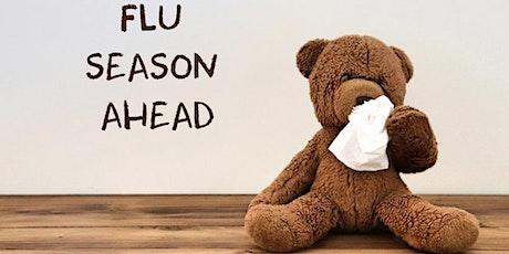 FUSD Flu Shot at McLane High School: Monday, November 16th, 7-11am tickets