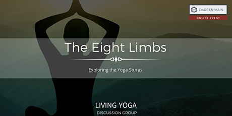The Eight Limbs: Exploring the Yoga Sutras tickets