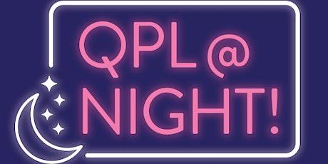 QPL@Night Presents: Halloween Trivia tickets