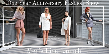 Miss Robinson Fashion House One Year Anniversary Fashion Show tickets