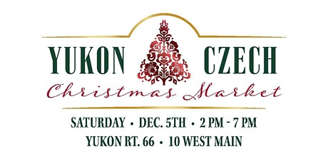 Yukon Czech Christmas Market tickets