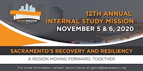 12th Annual Internal Study Mission tickets