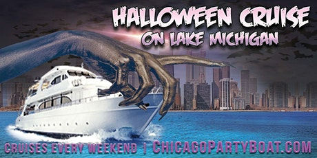 Halloween Cruise on Lake Michigan on October 29th tickets