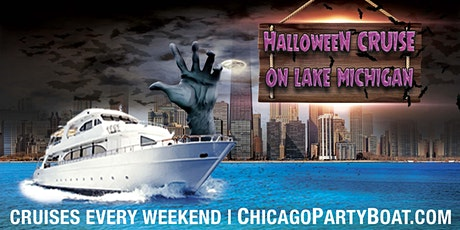 Halloween Cruise on Lake Michigan on October 30th tickets