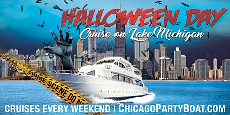 Halloween DAY Cruise on Lake Michigan tickets