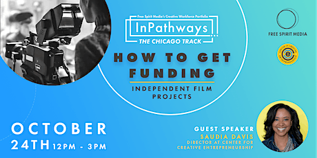 The Chicago Track: How to Get Funding for Independent Film Projects tickets