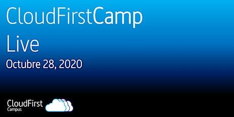 CloudFirst Camp Live 2020 boletos